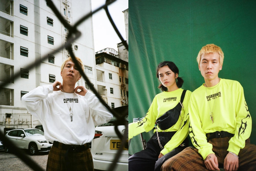 Yeti Out x PLEASURES Rave Capsule Collection