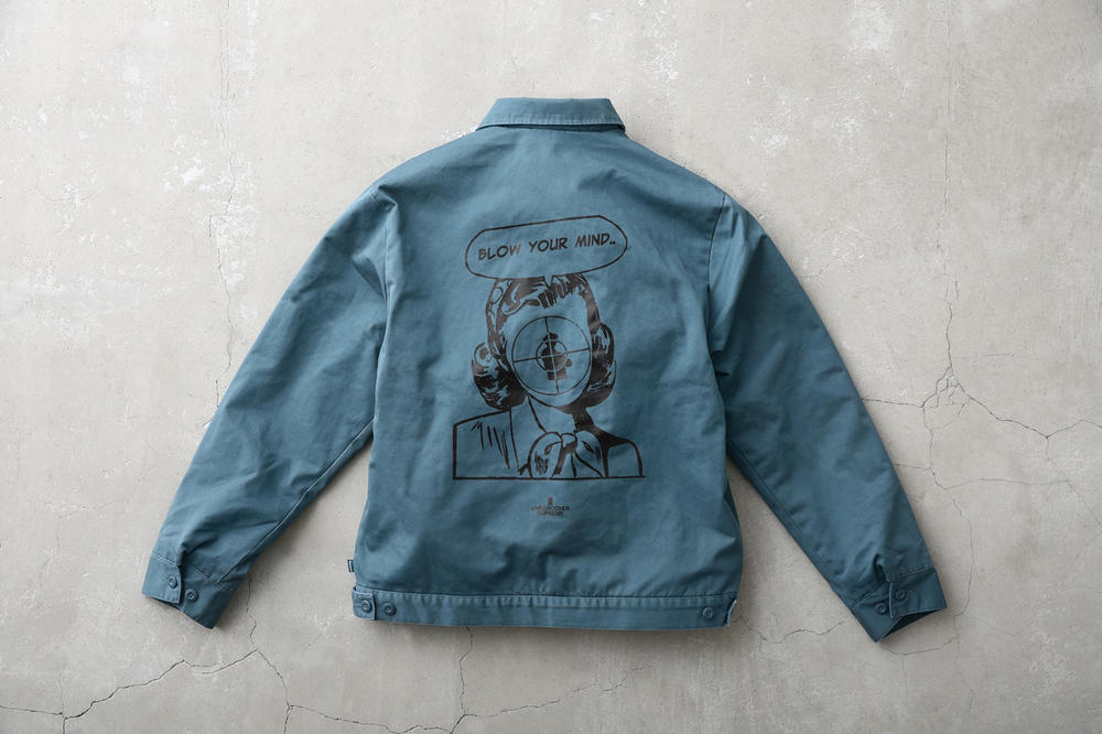 Supreme Public Enemy UNDERCOVER Jean Jacket
