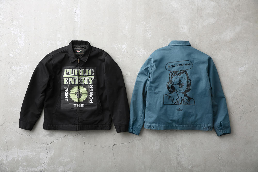 Supreme Public Enemy UNDERCOVER Jacket