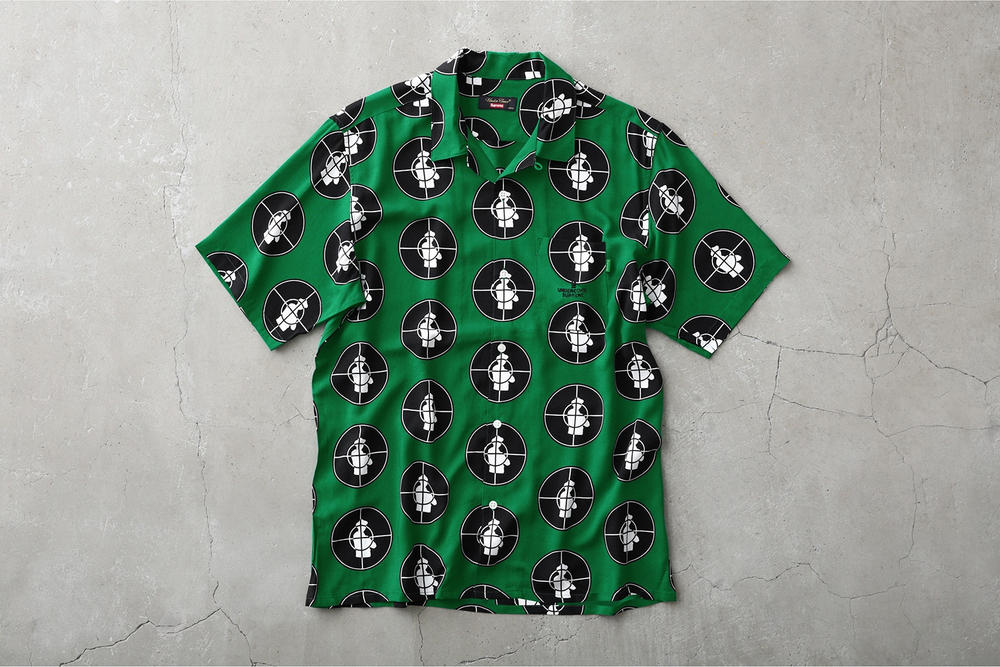 Supreme Public Enemy UNDERCOVER Shirt
