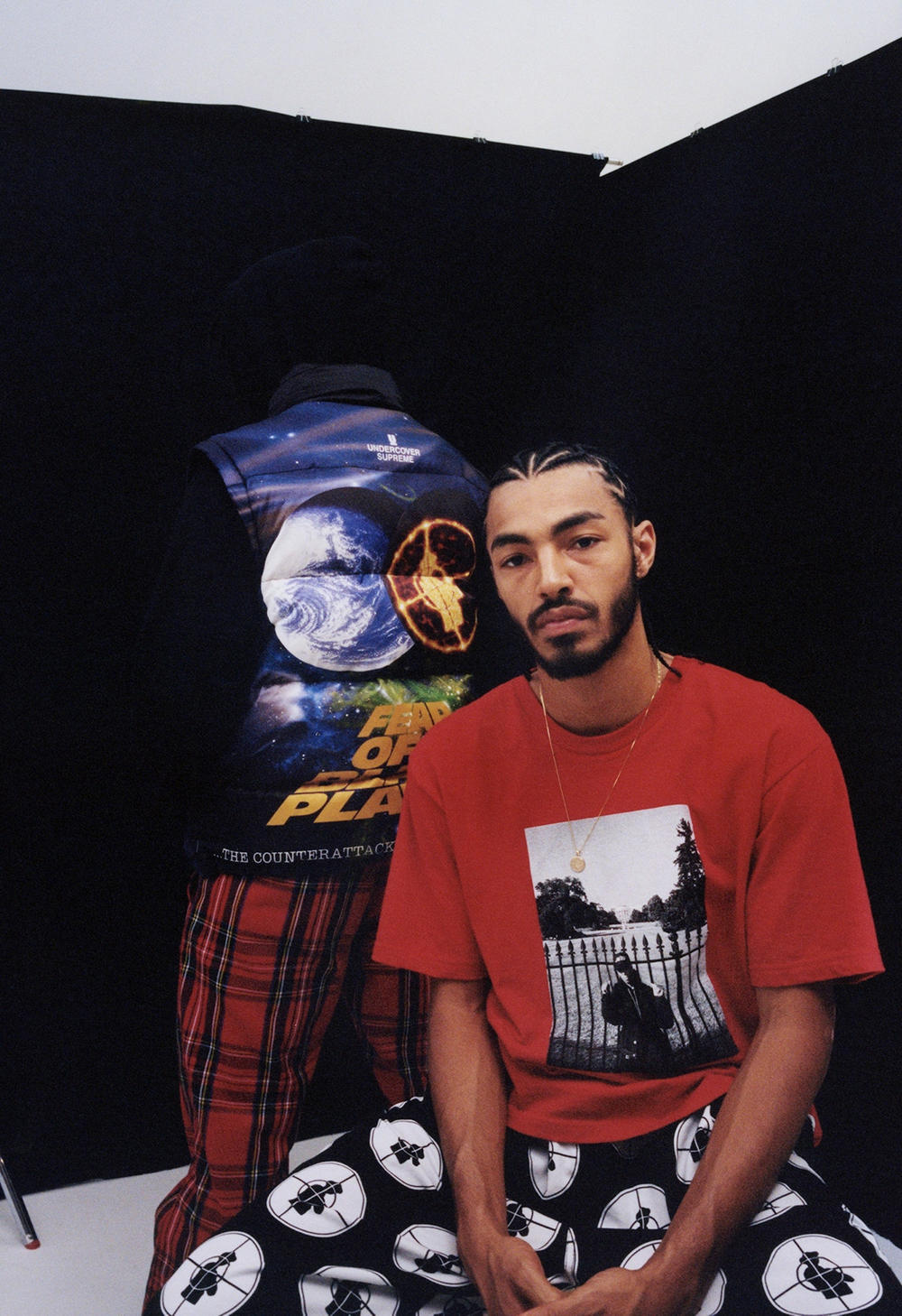 Supreme Public Enemy UNDERCOVER Lookbook