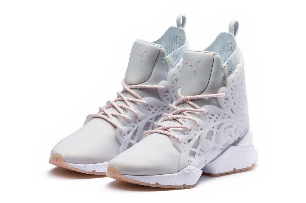 PUMA x Sophia Webster Princess Collection Muse Echo Blue White