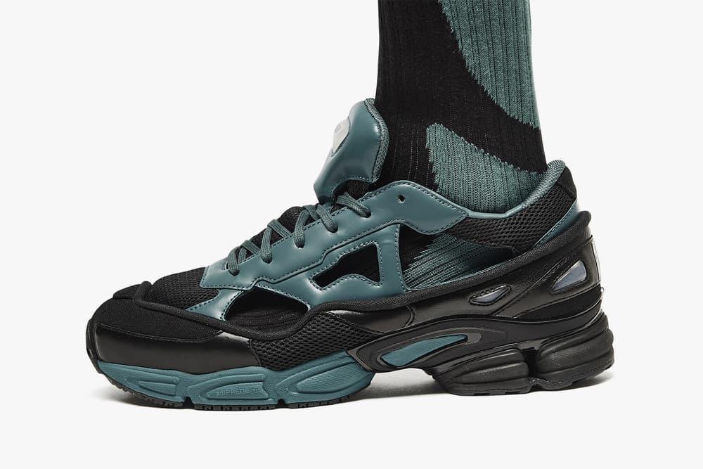 Raf Simons x adidas Ozweego Replicant Cobalt Blue/Black