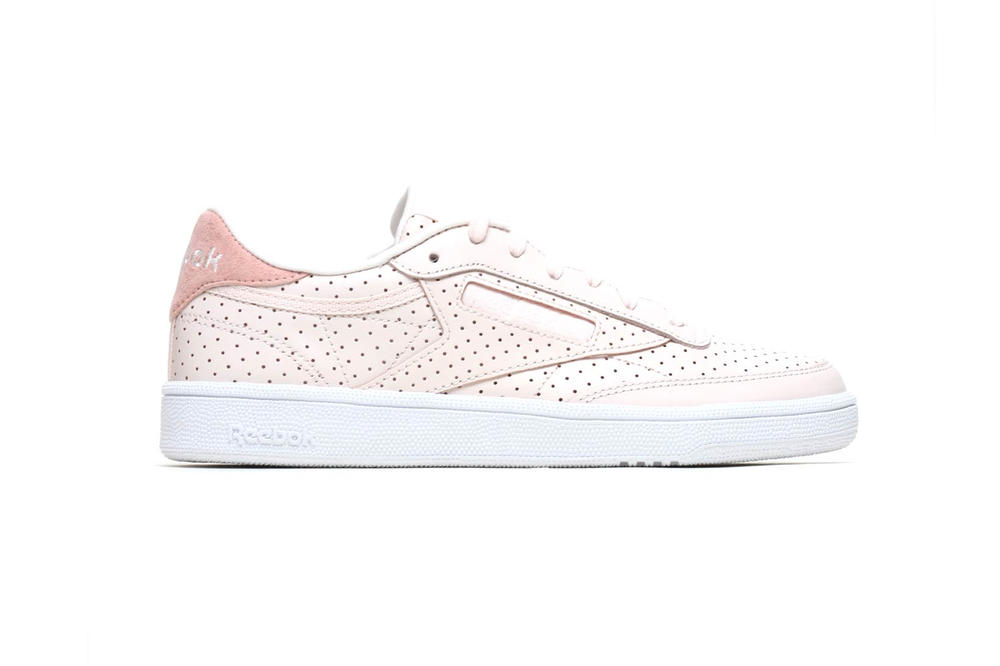 Reebok Club C 85 Popped PE Pale Pink