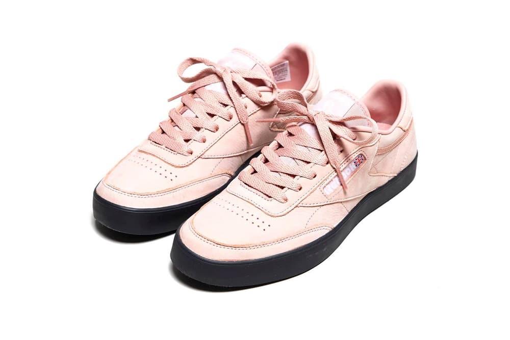 Reebok Club C FVS Pink Black