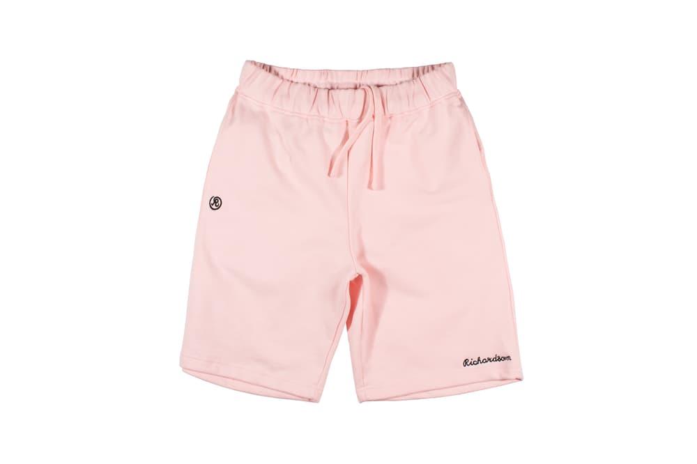 Richardson Spring/Summer 2018 Collection Simple Short Pink