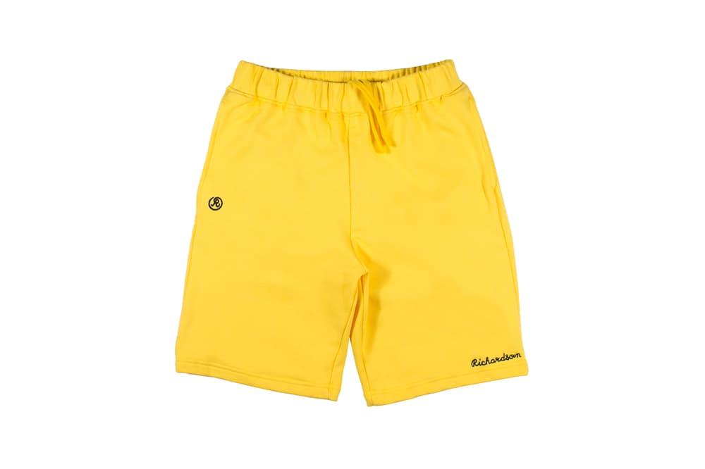 Richardson Spring/Summer 2018 Collection Simple Short Saffron