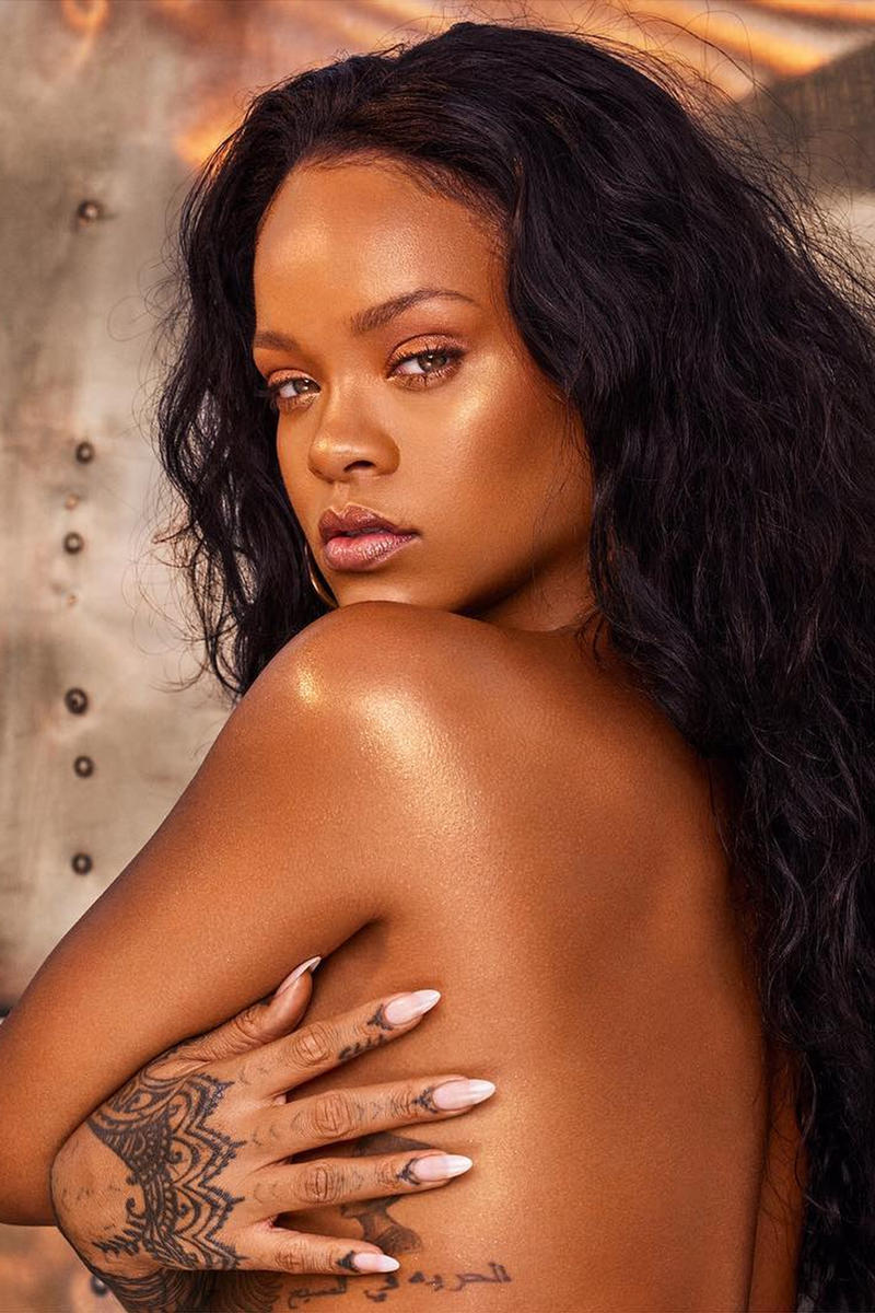 Rihanna Fenty Beauty Body Lava Price Release Information Glitter Makeup Beauty Product