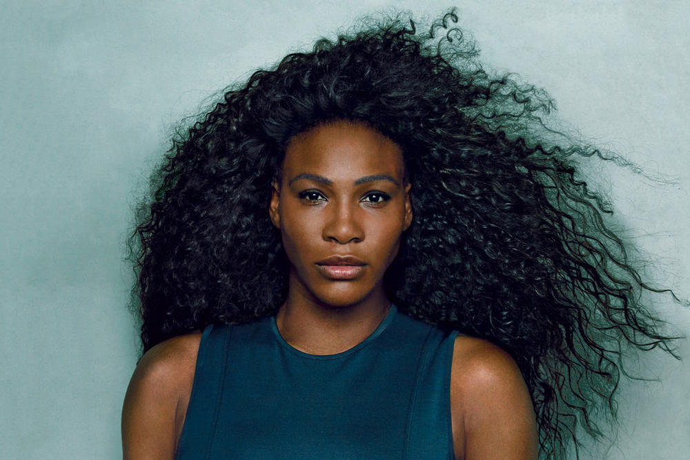 Serena Williams Trademarks Makeup Line Aneres