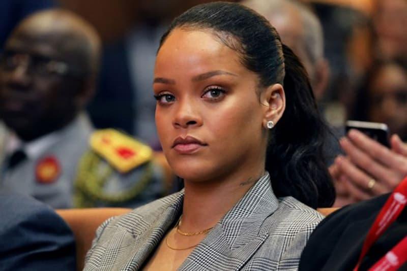 Rihanna GPE Financing Conference Dakur Senegal
