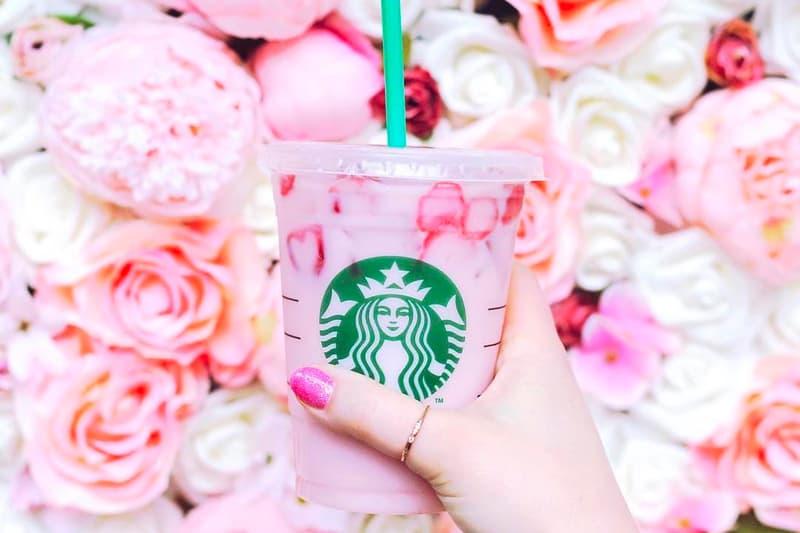 Starbucks Canada Strawberry Acai Referesher Pink Drink Release Coconut Secret Menu Instagram Ingredients Price Where to Buy