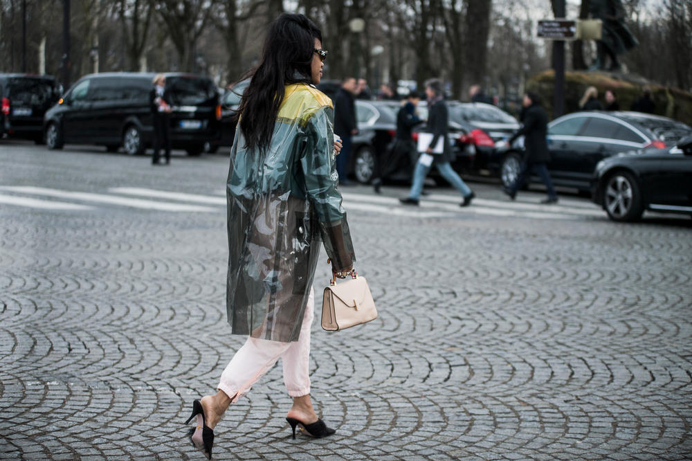 Streetsnaps Paris Fashion Week 2018 Women