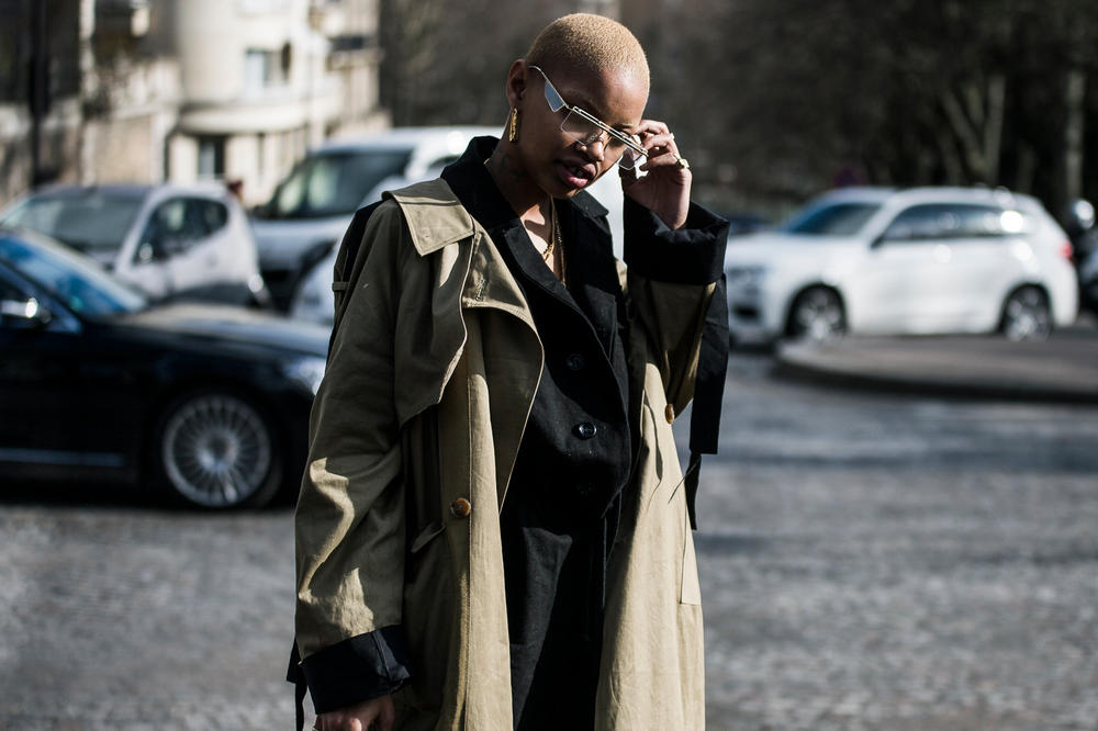 Streetsnaps Paris Fashion Week 2018 Slick Woods