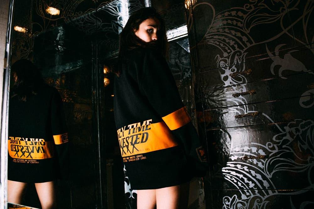 The Weeknd RELEASE 001 Lookbook