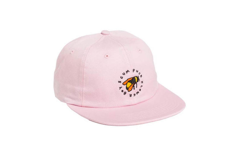 db990a4920e5 Tyler The Creator Golf Wang Flower Boy Hat Pink