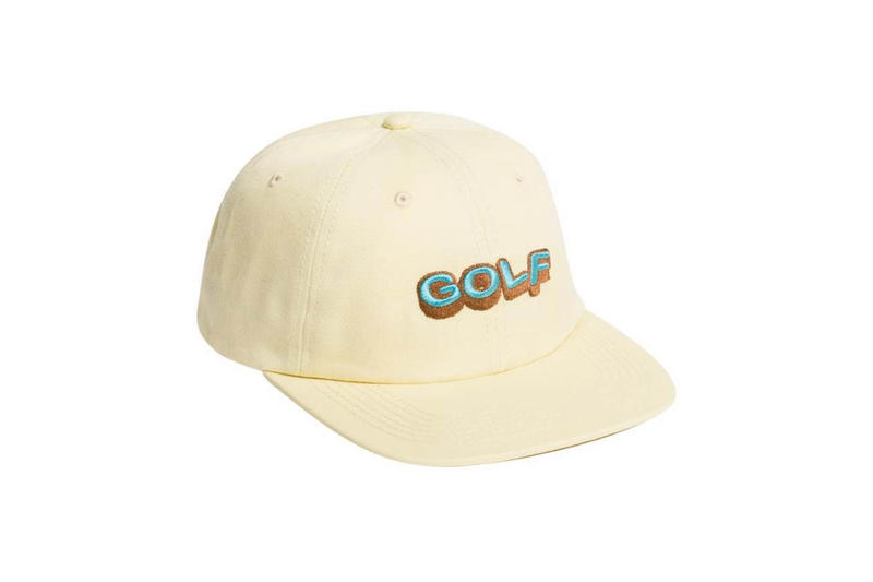 Tyler The Creator Golf Wang Flower Boy Hat Cream