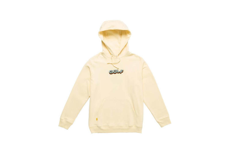 Tyler The Creator Golf Wang Flower Boy Hoodie White