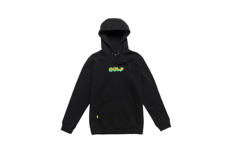 Tyler The Creator Golf Wang Flower Boy Hoodie Black