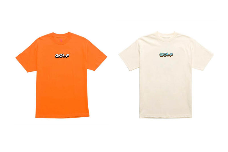 Tyler The Creator Golf Wang Flower Boy Orange Cream