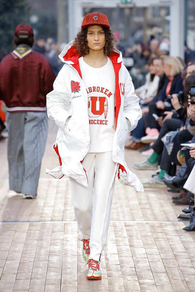 Undercover Fall Winter 2018 Paris Fashion Week Show Collection