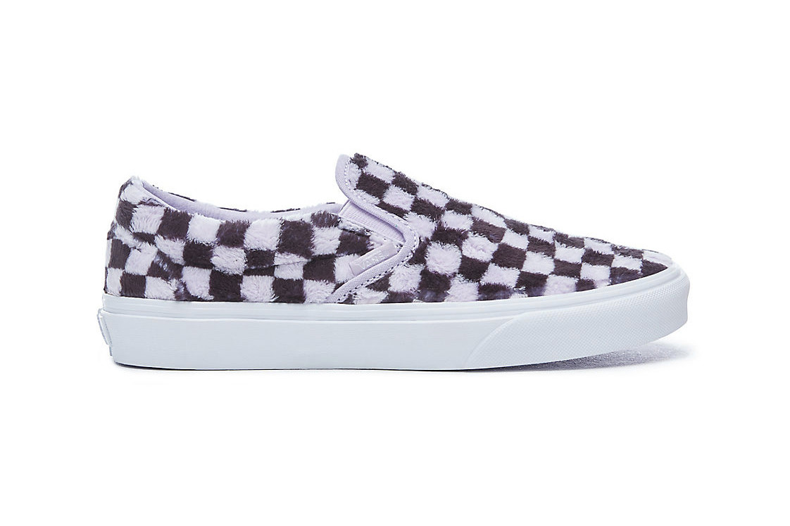 Vans Furry Pastel Authentic and Slip-On