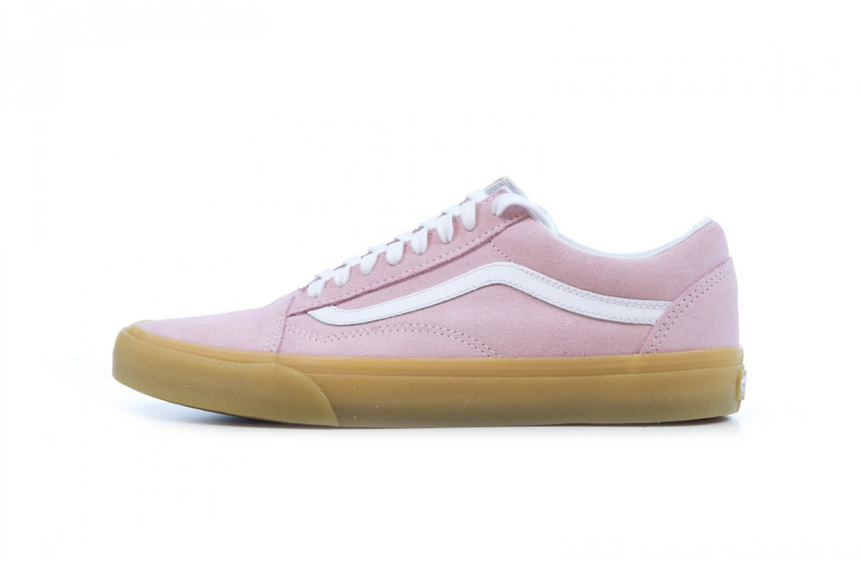 42cbb4a27628 Vans Old Skool Releases in Pink Double Light Gum