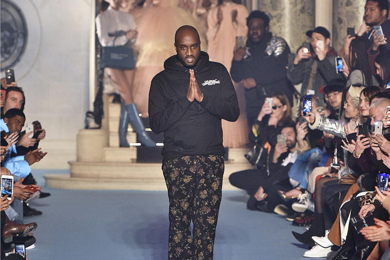 Virgil Abloh Louis Vuitton Mens Artistic Director Luxury Designer Fashion House Paris Kim Jones