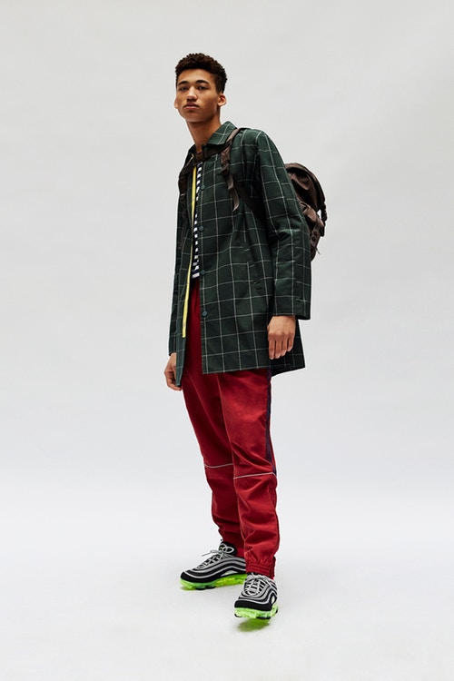 Wood Wood Spring 2018 Editorial Comme Des Garcons Gosha Rubchinskiy Nike Air Max 180 VapourMax Plus ACRONYM Undercover