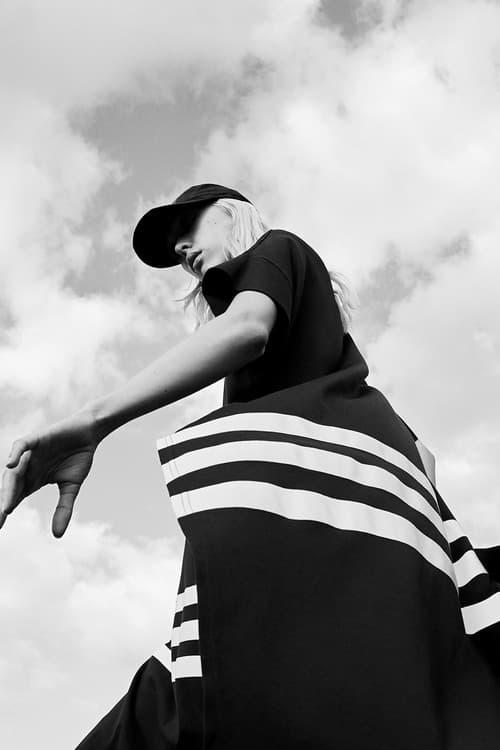 Y-3 adidas Originals Spring/Summer 2018 Campaign Yohji Yamamoto Lookbook Collection Streetwear Uniform