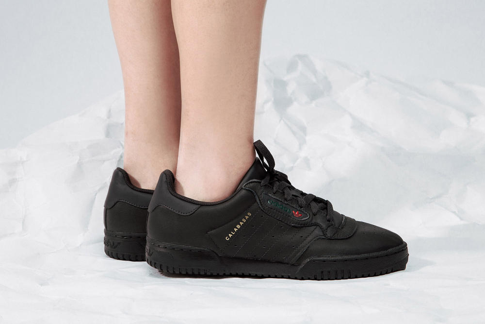 55f27037938 YEEZY Powerphase Core Black Calabasas Kanye West adidas Originals sneaker  mens womens unisex where to buy