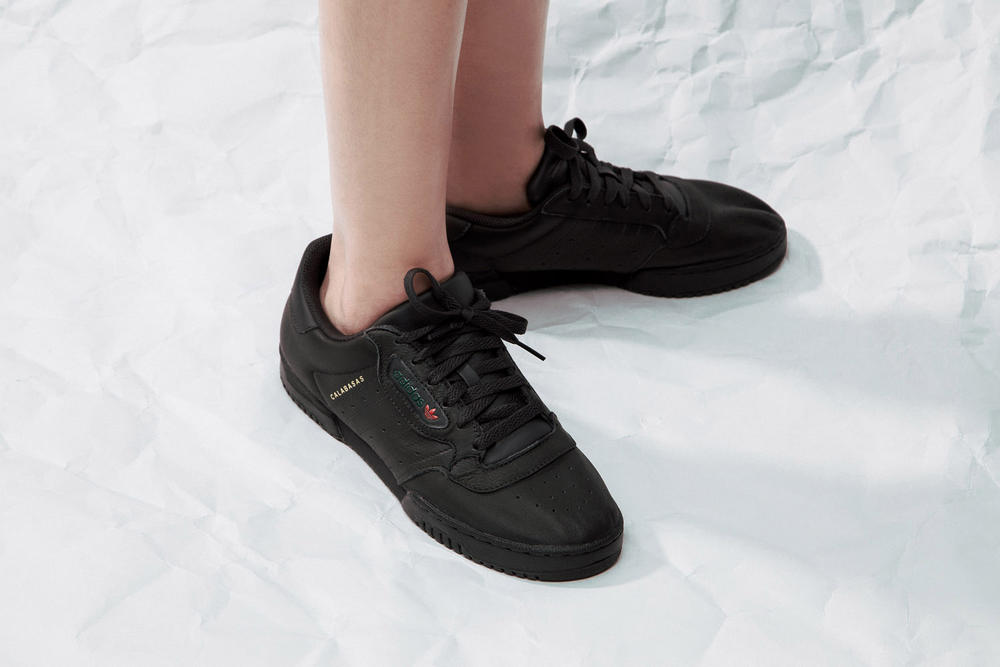 b5c2b1e6146 YEEZY Powerphase Core Black Calabasas Kanye West adidas Originals sneaker  mens womens unisex where to buy
