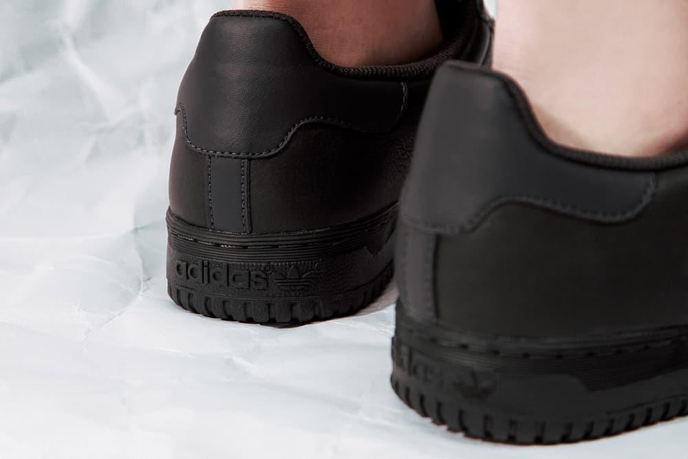 YEEZY Powerphase Core Black Calabasas Kanye West adidas Originals sneaker mens womens unisex where to buy raffle enter HBX