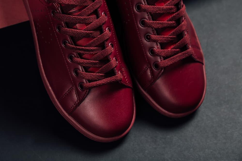 Raf Simons adidas Originals Powder Red Night Sky Elegant Sophisticated