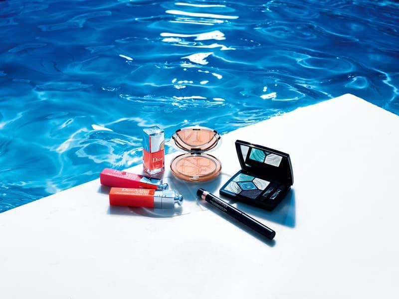 Dior Makeup Summer Lookbook 2018 Candy Colors Purple Pink Orange Red Lipstick Foundation Fragrance