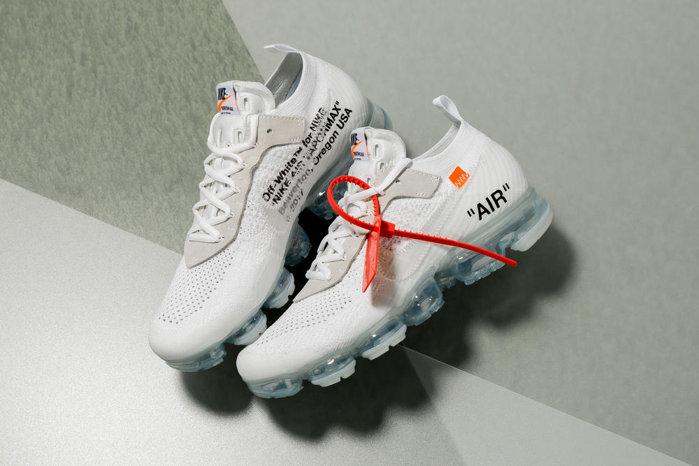 Virgil Abloh x Nike Air VaporMax White Release Date Where to Buy