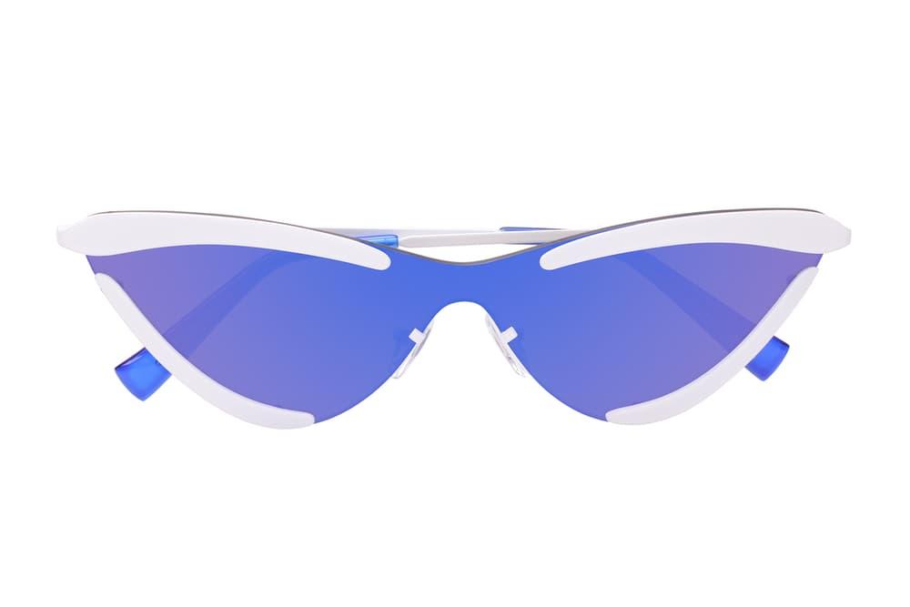 Adam Selman x Le Specs Summer 2018 Sunglasses Collection Eyewear Last Lolita Cat Eye Summer 2018 June Release Date Price Where to Buy Purple