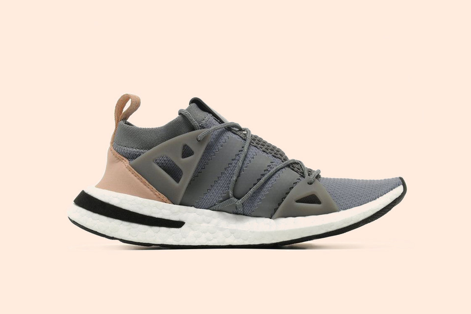 outlet store cf117 ec0f5 adidas Originals Arkyn Grey JD Sports Exclusive  HYPEBAE