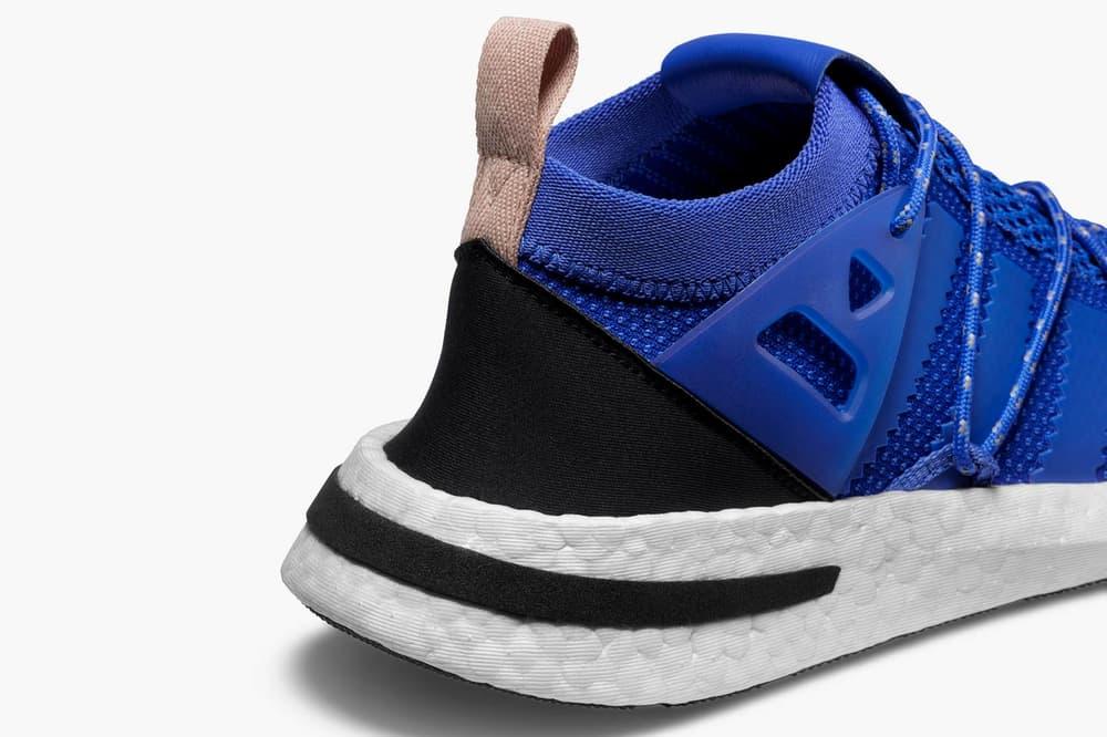 adidas Originals Arkyn Hi Res Blue Pink