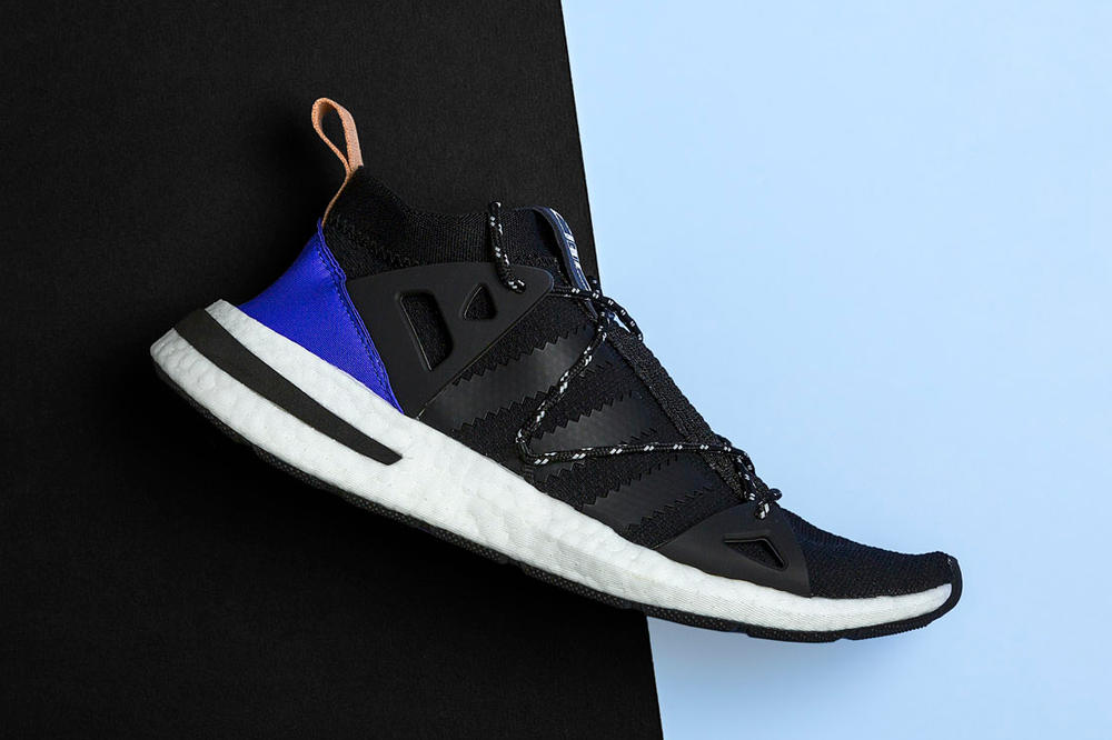c9d073e29e79 Closer Look at adidas Originals Arkyn in Black