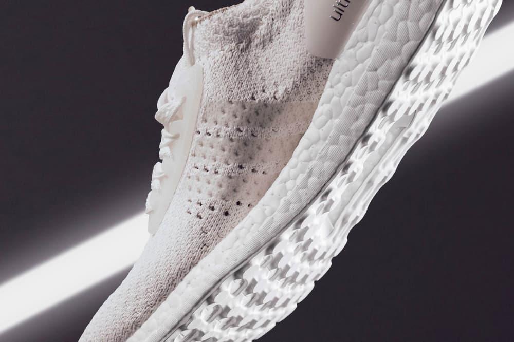 adidas UltraBOOST X Clima Flat White Ash Peach Pink