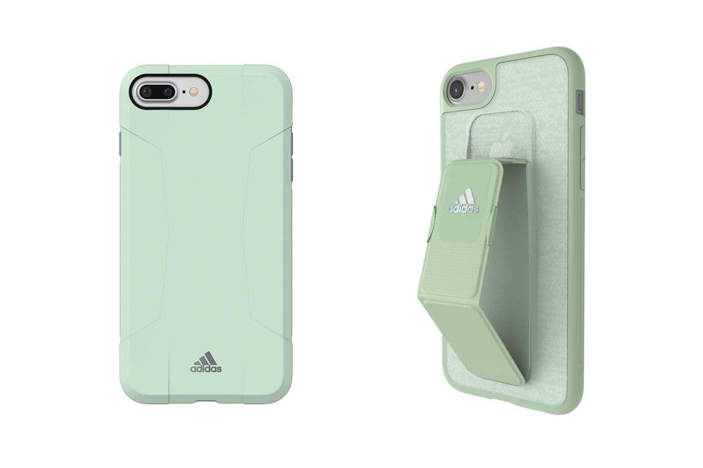 adidas Sport Grip iPhone 8 X Cases Green