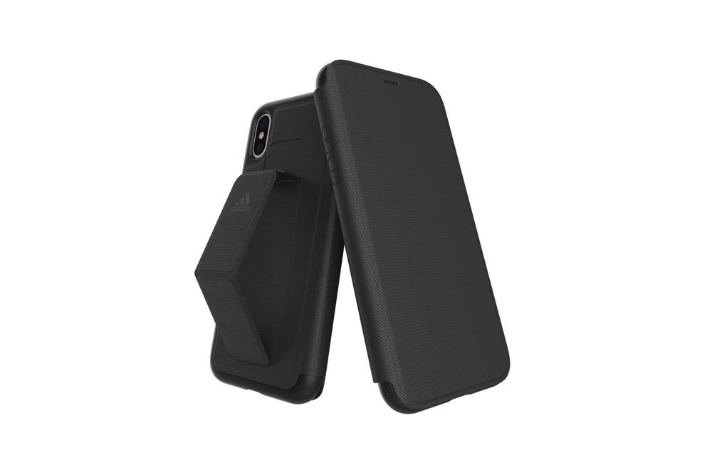 adidas Sport Grip iPhone 8 X Cases Black