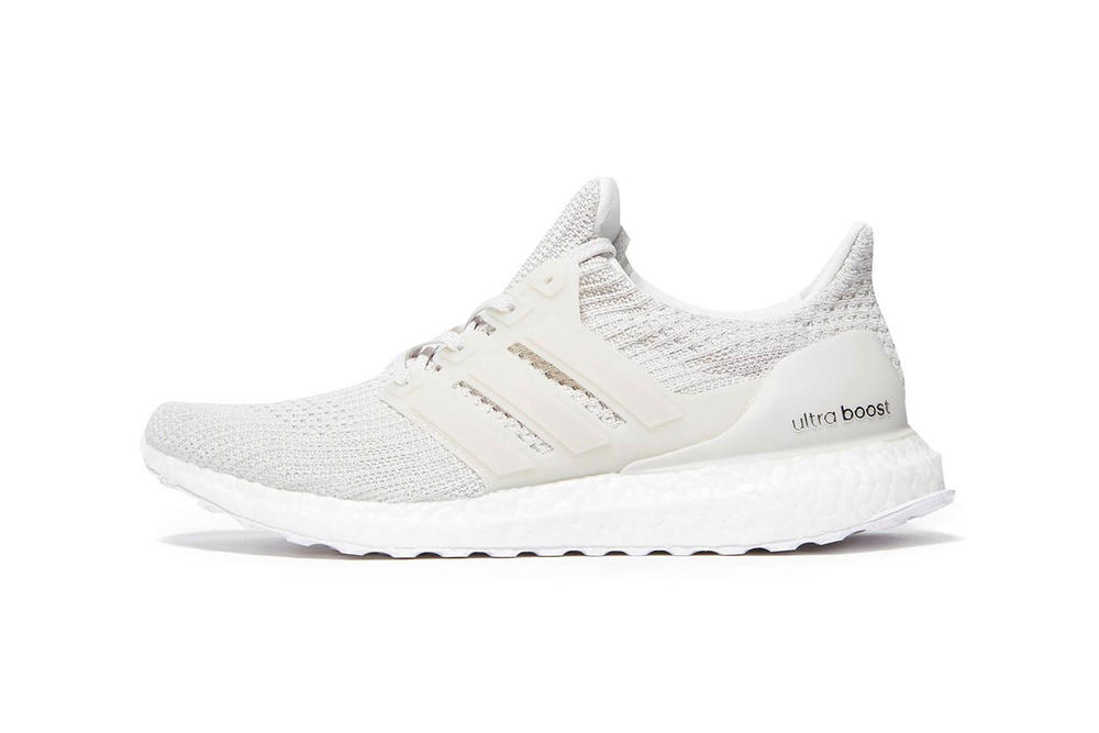 23357db4577a1 adidas Releases UltraBOOST 4.0 In Chalk Pearl