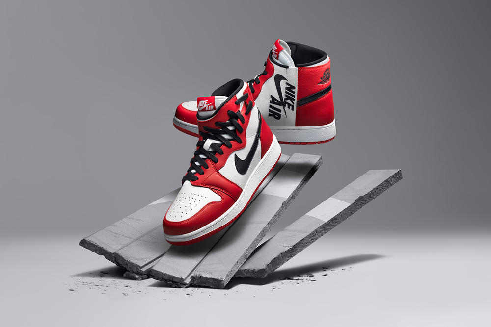 24e9a83b2a81 Air Jordan 1 Nike Brand Rebel XX Reimagined Chicago Red White Black Release  Price Date