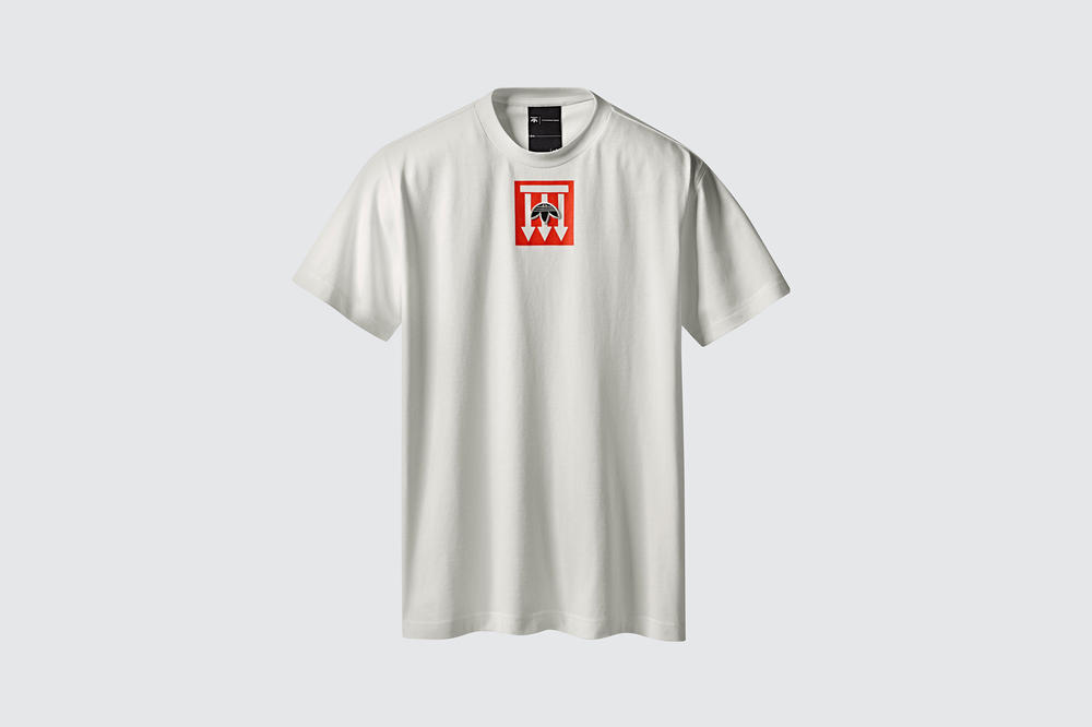 adidas Originals by Alexander Wang Season 3 Collection T-Shirt White