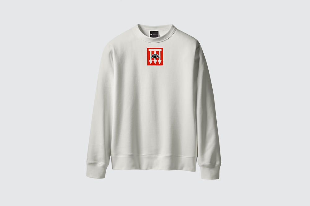 adidas Originals by Alexander Wang Season 3 Collection Sweater White
