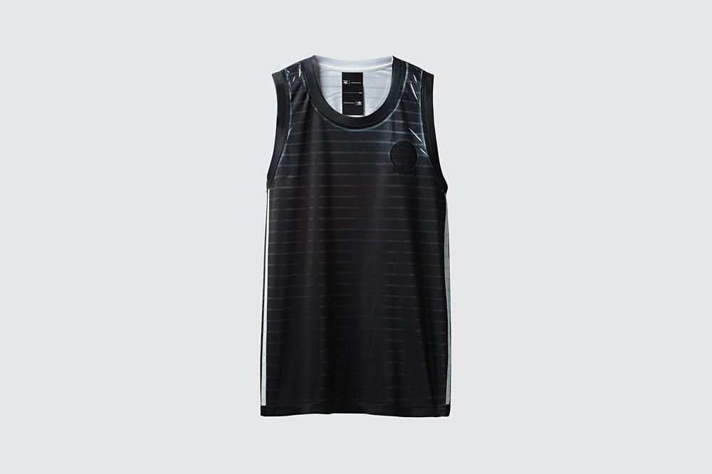 adidas Originals by Alexander Wang Season 3 Collection Short Sleeve Shirt Black