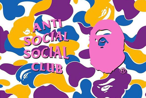 57024f0d615f An Anti Social Social Club x BAPE Collaboration Is on the Way