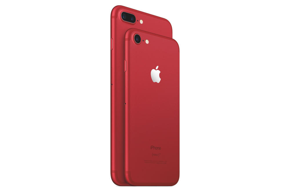 Apple iPhone 8 and 8 Plus Red Release Rumor Info (RED) 2018