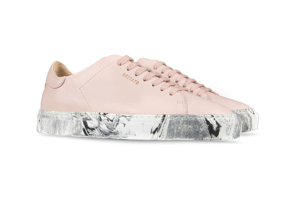 Axel Arigato Clean 90 Leather Pale Pink